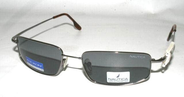 951574db430 New Authentic NAUTICA with FLEXON N5503S PC Polarized 57-18-140 Sunglasses  China