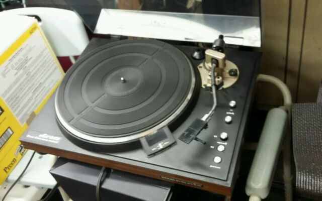 MARANTZ 6150 stereo TURNTABLE for amplifier,preamp equalizer rare vintage system