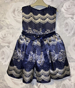 Girls Age 2-3 Years - Monsoon Pretty Dress