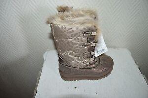 6359a5279c76e BOTTE BOOTS DE NEIGE APRES SKI SNOW GEORGE NEUF TAILLE 22 MOON BOTAS ...