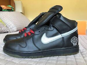 best sneakers a1d43 f2562 Image is loading Nike-Dunk-High-Pharrell-NERD-DS-SZ-9-