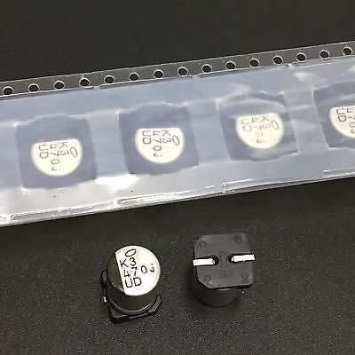 10pcs 470uF 6.3V Nichicon UD 6.3V470uF 8X10mm SMD Low Impedance Capacitor