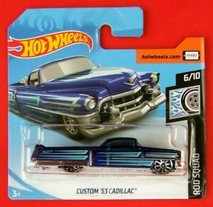 Hot-Wheels-2019-039-53-Cadillac-106-250-neu-amp-ovp