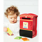 ELC Early Learning Centre Childrend Kids Wooden Wood Role Play Postbox Toy