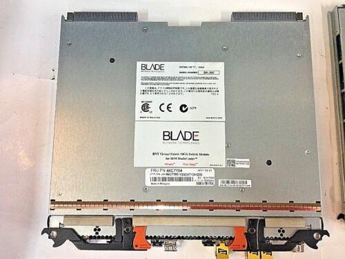 IBM BNT Virtual Fabric 10Gb Switch Module for IBM BladeCenter P.N BN-JNC