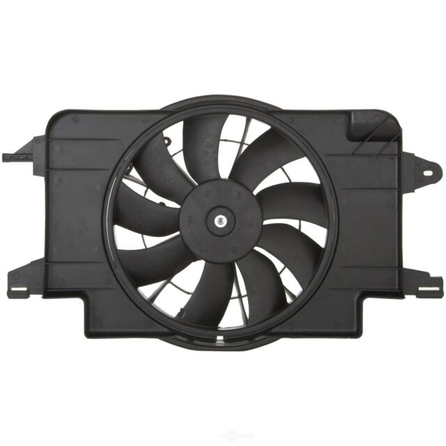 Engine Cooling Fan Assembly Fits 1993