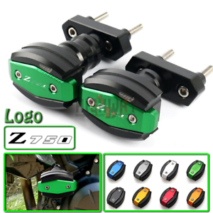 Slider-Crash-Pad-Engine-Stator-Cover-Guard-Protector-Fit-Kawasaki-Z750-07-2013