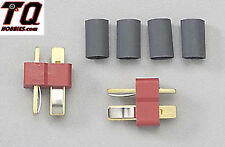 W.S. Deans 1302 Male 2-Pin Ultra Plug Connectors (2) Fast ship+ track#