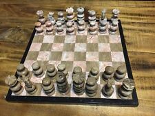 Marble Chess Set Hand Carved Handmade
