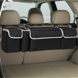 Car Trunk Organizer Car Interior Accessory Back Seat Storage Box Bag Oxford 90cm