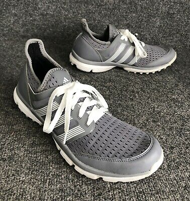 Adidas Climacool Gray White Mesh Spikeless Golf Shoe Mens Size 8 In EUC | eBay