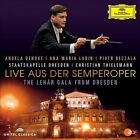 Live aus der Semperoper: The Leh r Gala from Dresden (CD, Feb-2012, Deutsche Grammophon)
