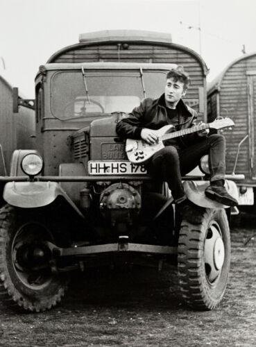 "The Beatles Hamburg John Lennon 14 x 11/"" Photo Print"