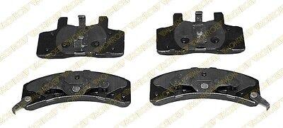 Disc Brake Pad-ProSolution Ceramic Brake Pad Front MONROE GX369