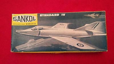 Sankol - Etendard IV - Model Kit #1 - Vintage - Hard To Find - Rare
