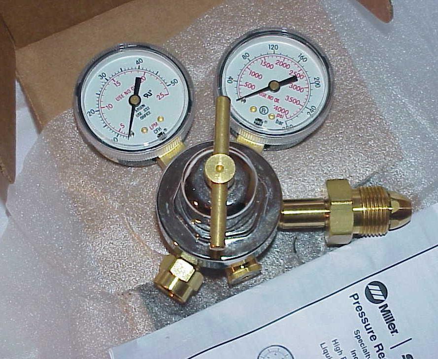 Miller CGA300-3 Tailpiece Brass 2.50 Oal
