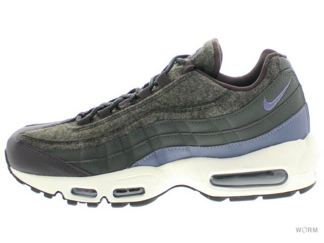 NIKE AIR MAX 95 PRM 538416-300 sequoia light carbon Size 8