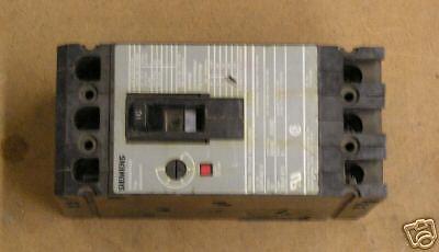 x Siemens 10 Amp Circuit Breaker ; ED63A010