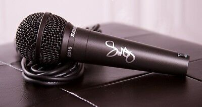 Gfa Snoop Lion Reincarnated Signed Microphone Ad2 Coa To Have Both The Quality Of Tenacity And Hardness Snoop Dogg