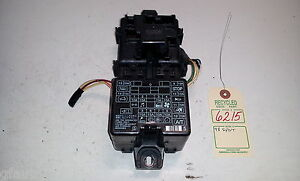 image is loading 1998-mitsubishi-montero-sport-under-dash-fuse-box-