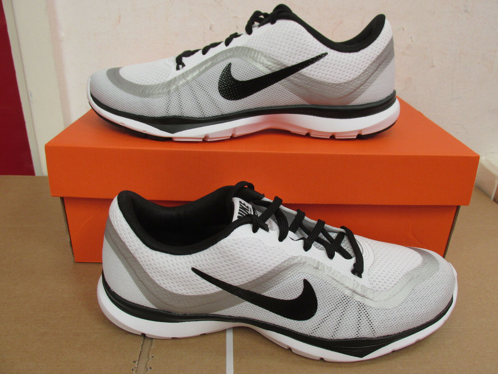 Nike Femme Flex Trainer 6 trainers chaussures 831217 102 Baskets  chaussures trainers  CLEARANCE b21a57