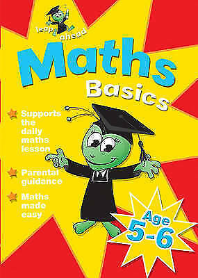 1 of 1 - Maths Basics 5-6 (Leap Ahead), , Very Good Book