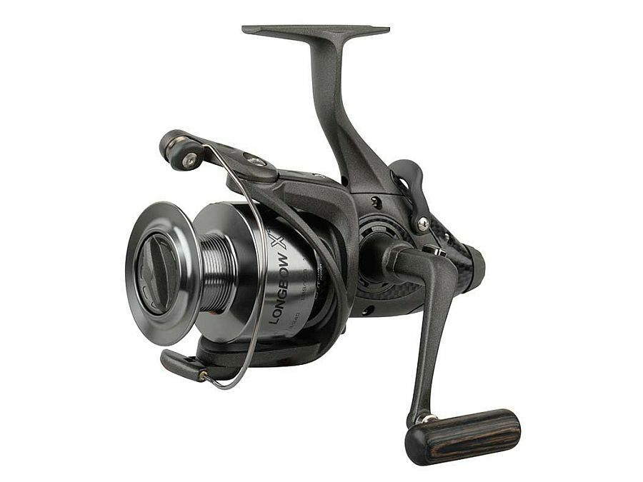 Okuma Longbow XT Baitfeeder   Carp reels with  free spool system   carrete  outlet online store