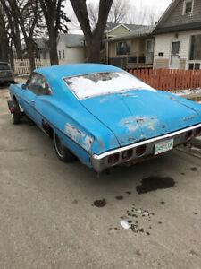 1968 Chev impala