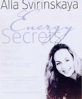 1 of 1 - New, Energy Secrets, Svirinskaya, Alla, Book