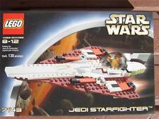 * New * Lego 7143 Star Wars Jeda Starfighter Sealed Box Retired 2002 Rare Set