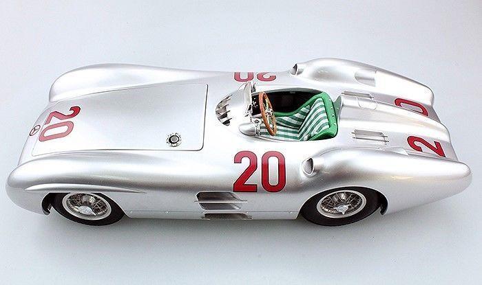 GP Replicas Mercedes Benz W196 R GP France 1954 Kling  20 1 12  Grande voiture  NEUF