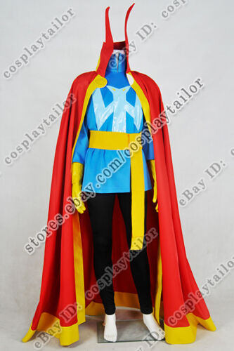 Costume Halloween Party Stephen Vincent Strange M.D Doctor Strange Cosplay Dr