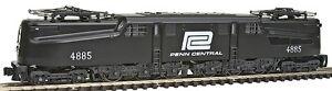 Escala-N-Kato-locomotora-electrica-GG1-Penn-Central-1372024-NEU