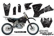 KTM SX 85 2013-2017 REAR FENDER DECAL MX GRAPHIC MOTOCROSS GRAPHICS TI
