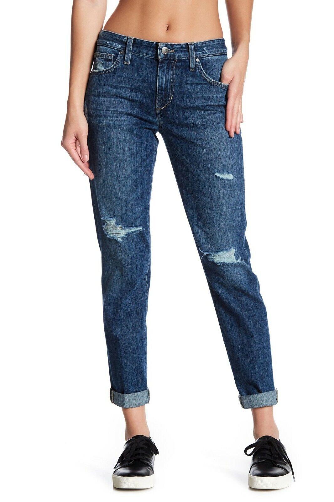 Joe's Jeans Boyfriend Slim Ankle Patricia Pants Größe 25