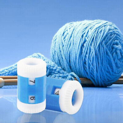 Pendant Knitting Crochet Yarn Row Counter Stitch Tally DIY Craft Needle Tools
