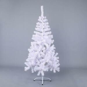 Artificial White Christmas Tree Set