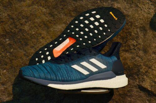 AQ0332 Adidas Solar Glide M Laufschuh // blau // Gr 41 1//3-44 2//3 -NEU
