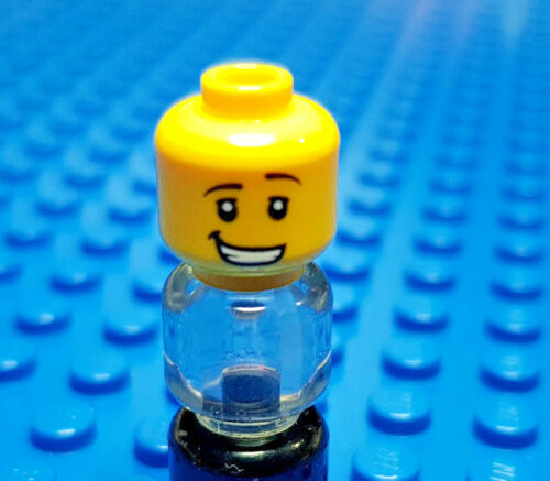 LEGO-Minifigures The Lego Movie 2 x 1 tête pour Pastèque Dude partie
