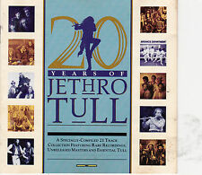 CD 21T JETHRO TULL 20 YEARS OF JETHRO TULL BEST OF 1988 FEAT RARE TRACKS ...