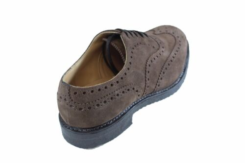 Church's Vitello Castoro Brogue Stringata Fit Pelle Suede G Fairfield Sigar q3Ac54jLR
