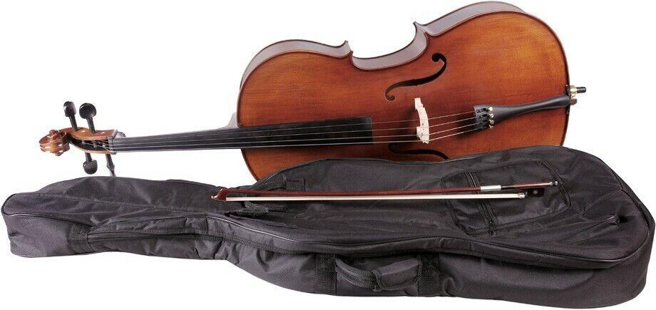 FR Violoncelle 1 2 M-tunes No.160 en bois - pour les étudiants