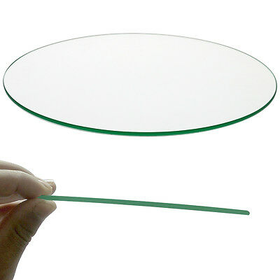 NEW Round Borosilicate Plate 3DPrinter Glass Plate For Mini Kossel Rostock Delta