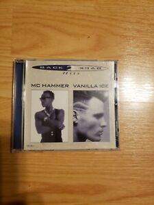 Back 2 Back Hits MC Hammer Vanilla Ice CD | eBay