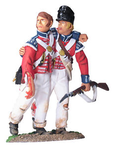 W-Britain-Napoleonic-17988-British-Coldstream-Guards-Light-Co-Wounded-Set-1