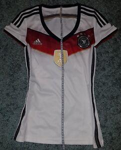 4-Sterne-Adidas-Deutschland-Trikot-Gr-34-36-Adidas-Deutsche-Trikot-gr-XXS-Fussbal