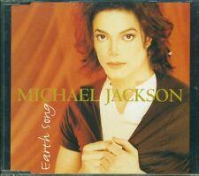 Michael Jackson - Earth Song 5 Tracks (Mj Megaremix) CD VG No Siae