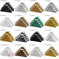 25 Jewelry Gift Boxes Cotton Filled Cardboard Paper 2 5/8 X 1 1/2 X 1h