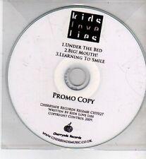 (CH988) Kids Love Lies, Under The Bed - 2009 DJ CD