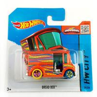 Hot Wheels - Hw City Bread Box 29/250 Short Card (bbcfl71)